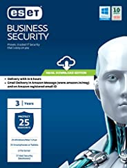 ESET Business Security - 25 users, 3 years (Email Delivery in 2 hours- No CD)