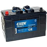 W664SE Exide Heavy Duty Commercial Professional Battery 12V 110Ah EG1101 - ukpricecomparsion.eu