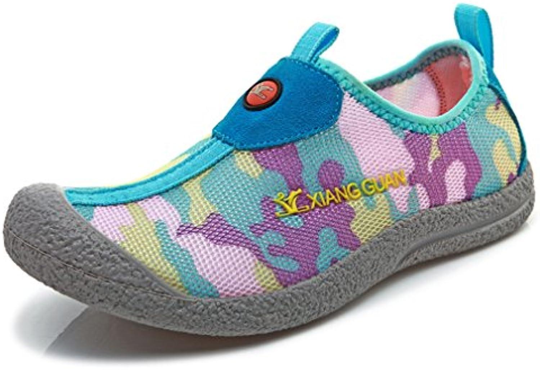 403ff671c52b4a xiang guan les chaussures de sport et plein air treillis treillis treillis  camouflage l'eau glisse sur mesdames plage surf pantoufles...b072dvkz7r  mère ...