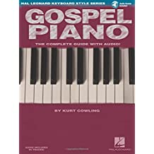 Hal Leonard Keyboard Style Series : Gospel Piano Complete Guide + Cd