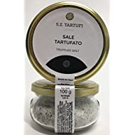 Black Truffle Salt (Tuber Aestivum Vitt.) 100 gr. 3,52 oz
