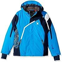 Spyder QUEST Boy's Challenger Ski Jacket french blue