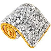 38 CM Praktische Doppelseitige Nicht Hand Waschen Mop Tuch Weiche Mikrofaser Ersatz Mopp Kopf Tuch Boden Reinigungswerkzeug preisvergleich bei billige-tabletten.eu