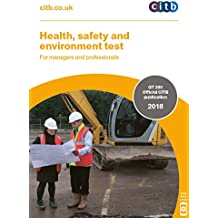 Health, safety and environment test for managers and professionals 2018: GT200/18