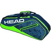 Head Tour Team 3R Pro Raqueta de Tenis Bolsa, Color Azul Marino y Verde, tamaño n/a