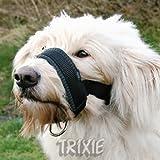 Trixie Extra Soft Padded Large Nylon Dog Muzzle Loop