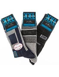 XXL Herren Socken in 6er-Pack ,Gr. 47-52 - von SOUNON®