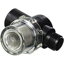 Blanco 80 mm Rejilla de ventilación