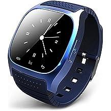 Rwatch M26 inteligente Reloj Bluetooth del teléfono Conveniente para los teléfonos Android / Contestación de llamadas / SMS El recordar / reproductor de música / Anti-perdido / Luz de la pantalla reloj con esfera