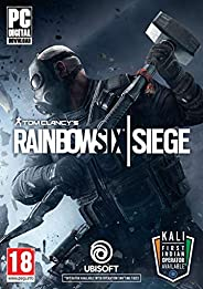 Tom Clancy's Rainbow Six: Siege - PC (Digital Code for Uplay. Delivery on E-m