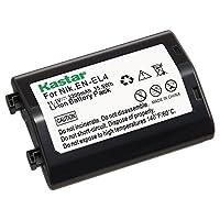 Kastar 11.10V, 3200mAh, Li-ion, Hi-quality Replacement Digital Camera Battery for Nikon D2H, D2Hs, D2X, D2Xs, D3, D3S, F6, Compatible Part Numbers: EN-EL4, EN-EL4a