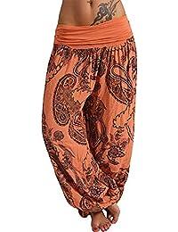 728038ab16cd24 Amazon.fr : Broderie - Dentelle - Pantalons / Femme : Vêtements