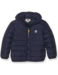 Timberland T26420 Puffer Jacket+Bag, Chaqueta para Niñas