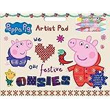 Peppa Pig Navidad Artist Pad
