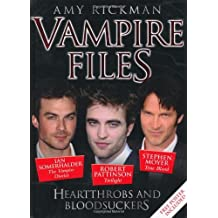 Vampire Files by Amy Rickman (2010-10-04)
