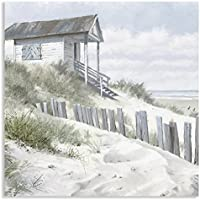 Artko Pathway to the Beach I Print on Canvas by MacNeil