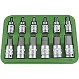 """JBM 51260 - Pack de 12 piezas de punta hexagonal (1/2"""")"""