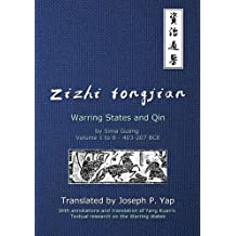 Zizhi tongjian: Warring States and Qin Volume 1 to 8