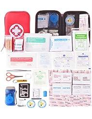 AimdonR Cintur/ón de primeros auxilios para parada de la sangre de calidad para exteriores r/ápido y lento liberaci/ón
