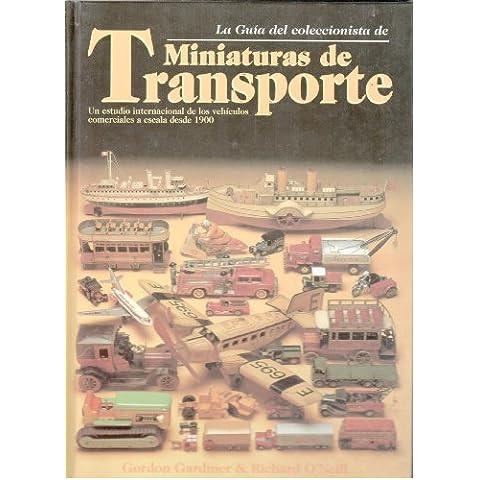 La Guía del coleccionista de Miniaturas de Transporte. Un estudio internacional de los vehículos comerciales a escala desde 1900.