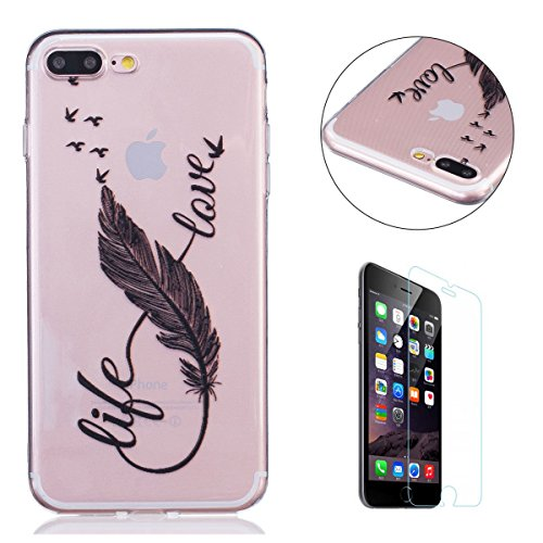 casehome-silicone-gel-tpu-iphone-7-plus-55-inch-case-with-free-screen-protector-ultra-slim-thin-crys