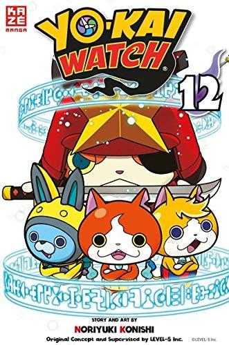 Yo-kai Watch 12 par Noriyuki Konishi
