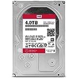 WD Red 4TB interne Festplatte SATA 6Gb/s 128MB interner Speicher (Cache) 8,9 cm 3,5 Zoll 24x7 5400Rpm optimiert für SOHO NAS Systeme 1-16 Bay HDD BULK WD4002FFWX