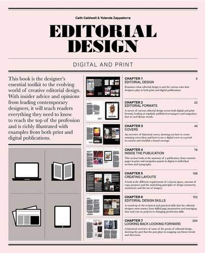 Editorial Design: Digital and Print -