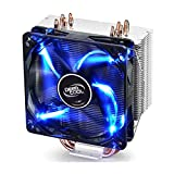 Deepcool GAMMAXX 400 Tower Type with 4 Heat Pipe Universal CPU Cooler (PC)