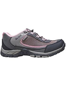 Peter Storm 'Hampton impermeable para caminar calzado zapatos al aire libre gris, Gris, 30.5
