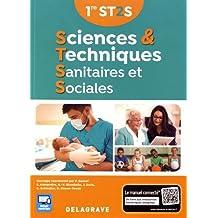 Sciences & techniques sanitaires et sociales 1re ST2S