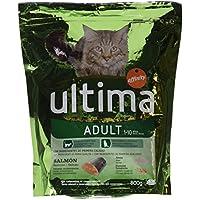 Ultima Alimento Para Gatos Adulto Sabor Salmón Bolsa - 800 gr