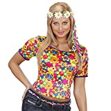 Widmann 7324H - Hippie T- Shirt, Gr. M