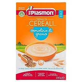 Plasmon Crema di Cereali Semolino di Grano – 230 gr