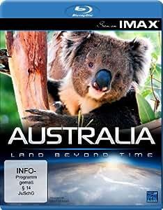 Seen on IMAX: Australia - Land Beyond Time [Blu-ray]