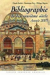 Bibliographie du dix-neuvième siècle : Année 2003
