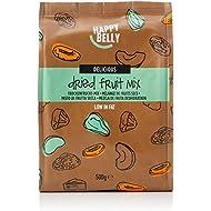 Amazon Brand - Happy Belly Dried Fruit Mix, 500 g
