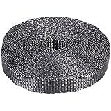Cofan 08101096 - Cinta de persiana (14 mm x 6 m) color gris