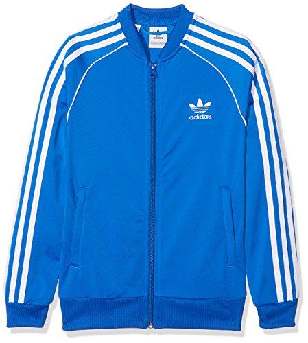 adidas Kinder SST Originals Trainingsjacke, Blue, 146