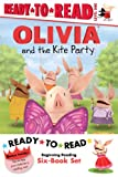 Best Simon Kites Spotlight - Olivia Ready-to-Read Value Pack #2: Olivia and the Review
