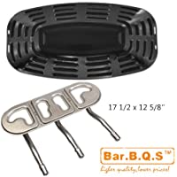Bar.b.q.s Uniflame GBC730W, GBC621CR-C, Kit di sostituzione GBC730E-C include acciaio