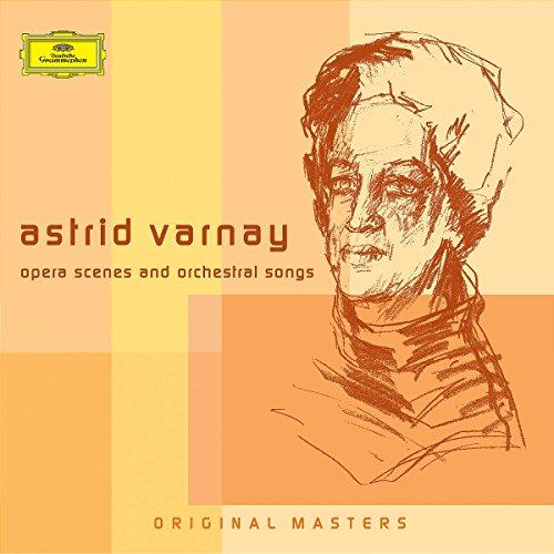 Astrid Varnay : Scènes d'opéras et lieder avec orchestre (coll. Original Masters)
