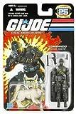 GI Joe 25th Anniversary Snake Eyes Action Figure