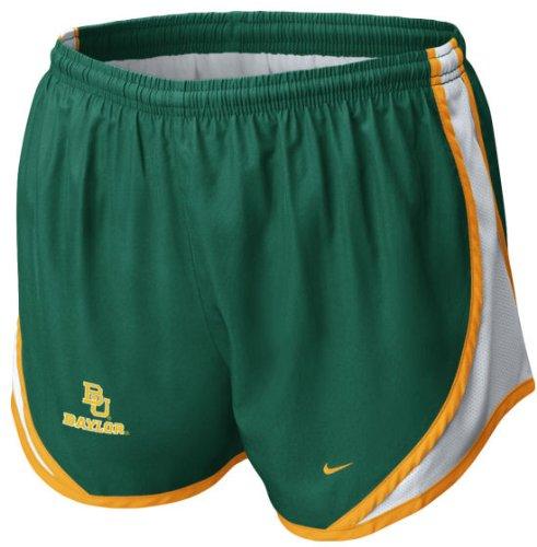 Nike Baylor Bears Damen Tempo Short, Damen Unisex, grün
