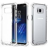 MoKo Samsung Galaxy S8 Case - Cover Protettiva Sottile di TPU Flessibile Shock-Assorbente - Best Reviews Guide