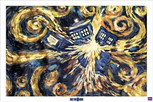 Empire 352255 Doctor Who, Poster, 91.5 x 61 cm