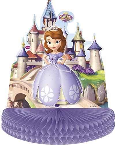 Disney Sofia die Erste Tisch Mittelpunkt (Prinzessin Sofia Party Dekorationen)