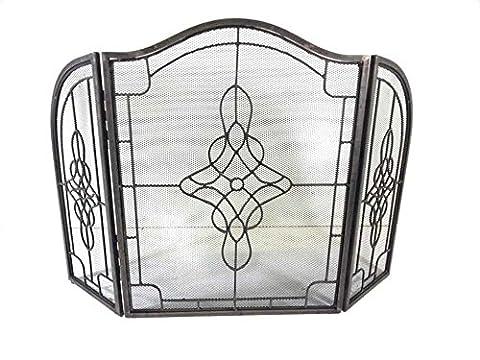 Grille en fil d'étain décorative grille 3