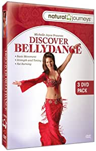 Discover Bellydance: 3 Pack [DVD] [Region 1] [US Import] [NTSC]