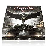 "Controller Gear Batman Arkham Knight ""Batmans Flight"" - PS4 Pro Console Skin - Officially Licensed by Warner Bros - PlayStation 4"